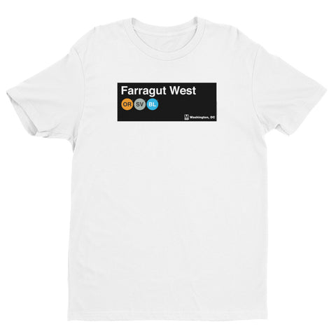 Farragut West T-shirt