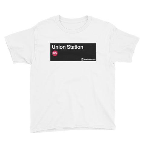 Union Station Youth T-Shirt
