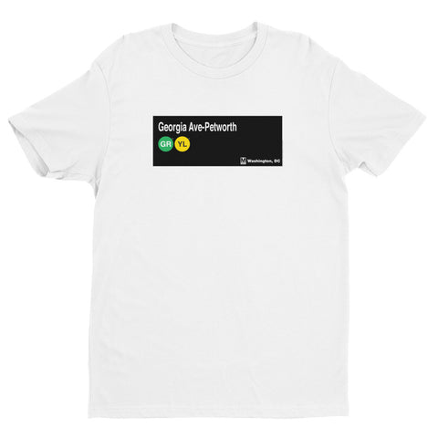 Georgia Ave / Petworth T-shirt