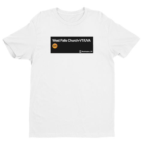 West Falls Church (VT / UVA) T-shirt