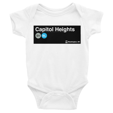 Capitol Heights Romper