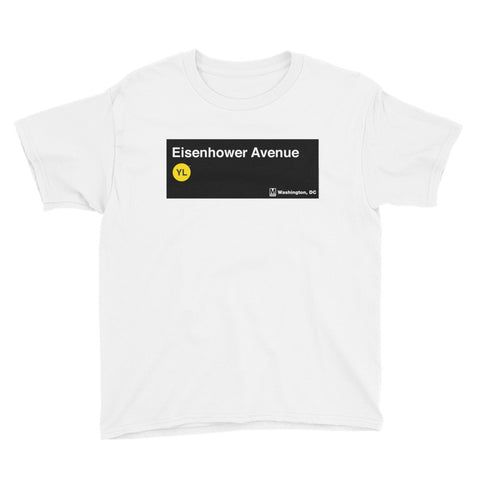 Eisenhower Ave Youth T-Shirt