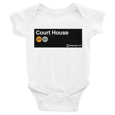 Court House Romper