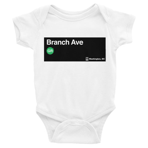 Branch Ave Romper