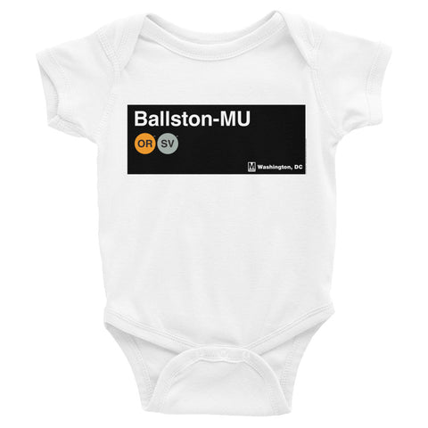 Ballston MU Romper