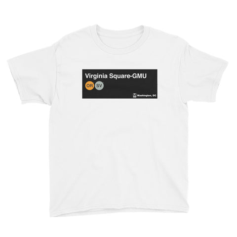 Virginia Sq-GMU Youth T-Shirt