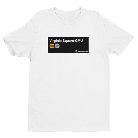 Virginia Sq-GMU T-shirt