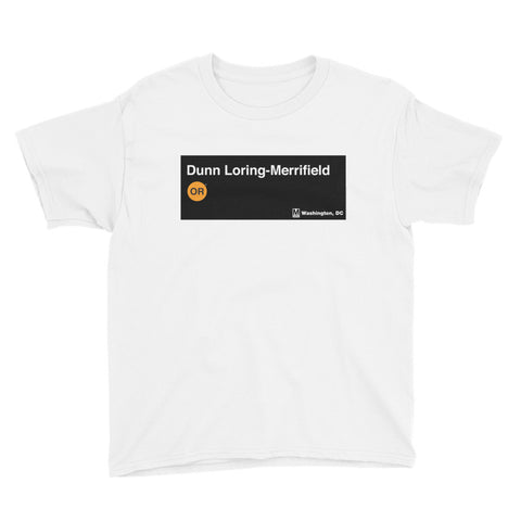 Dunn Loring Merrifield Youth T-Shirt