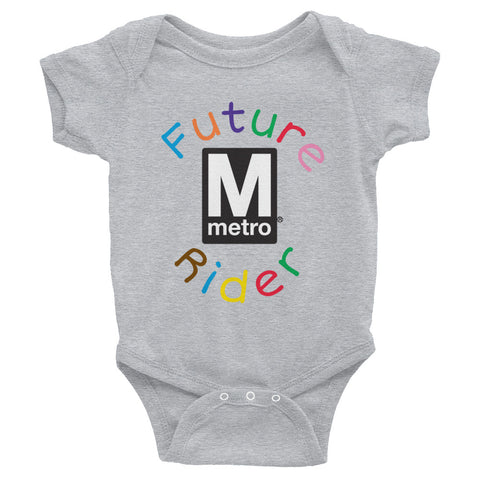 Future Metro Rider Infant Bodysuit