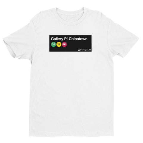 Gallery Pl / Chinatown T-shirt