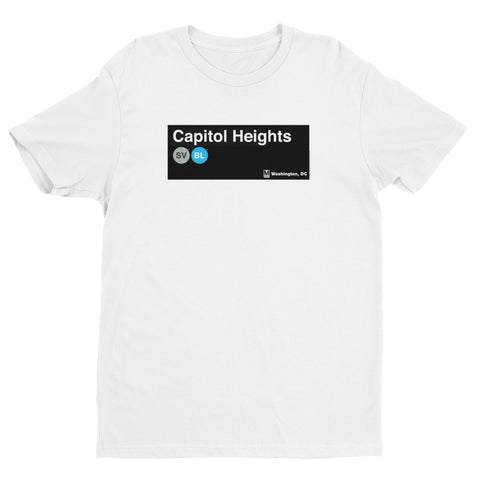 Capitol Heights T-shirt