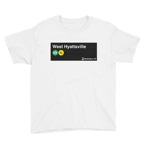West Hyattsville Youth T-Shirt