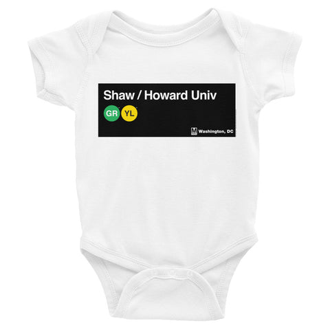 Shaw / Howard Univ Romper