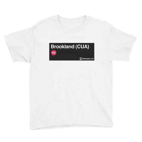 Brookland (CUA) Youth T-Shirt