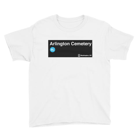 Arlington Cemetary Youth T-Shirt