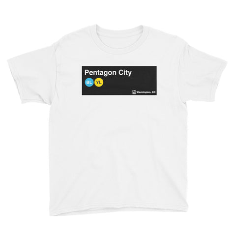 Pentagon City Youth T-Shirt