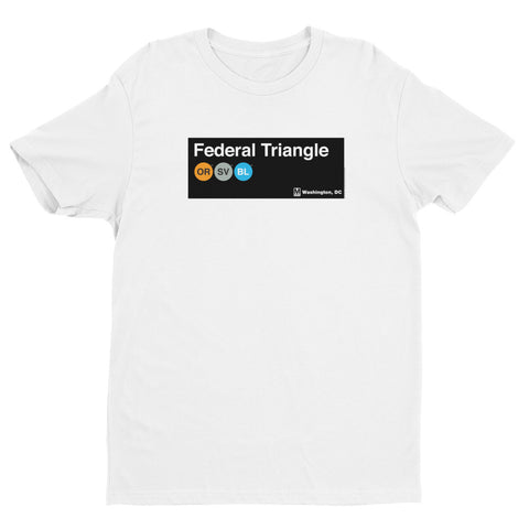 Federal Triangle T-shirt