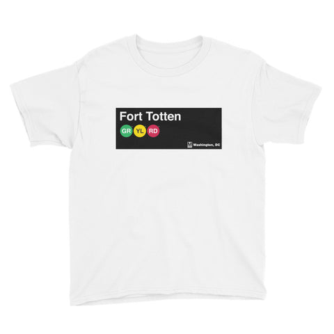 Fort Totten Youth T-Shirt