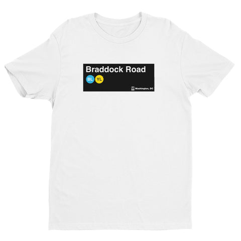 Braddock Road T-shirt