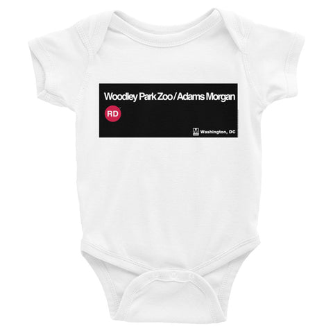 Woodley Park Zoo / Adams Morgan Romper