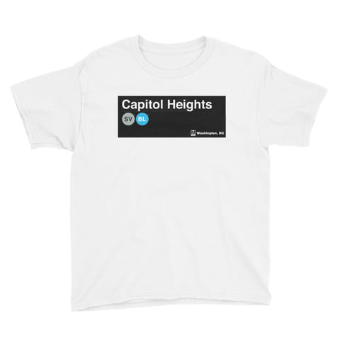 Capitol Heights Youth T-Shirt