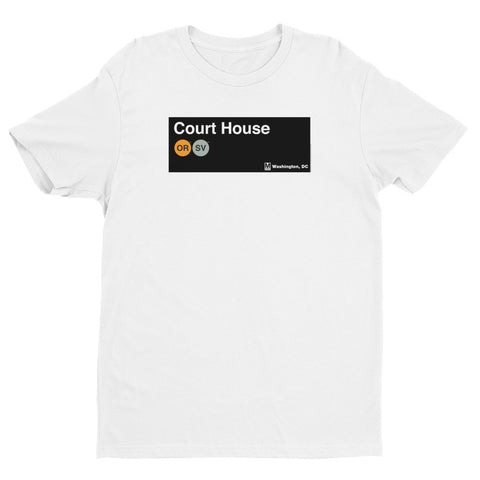Court House T-shirt