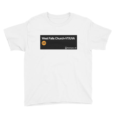 West Falls Church (VT / UVA) Youth T-Shirt