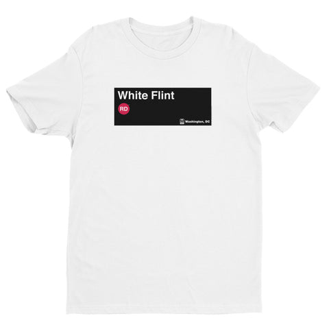 White Flint T-shirt