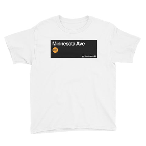 Minnesota Ave Youth T-Shirt