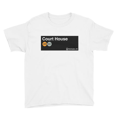 Court House Youth T-Shirt