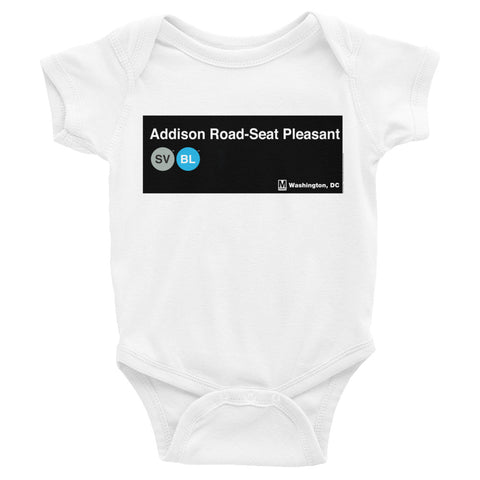 Addison Road / Seat Pleasant Romper