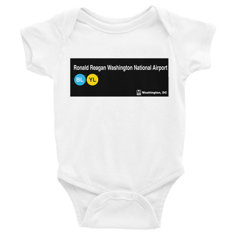 Ronald Reagan Washington National Airport Romper