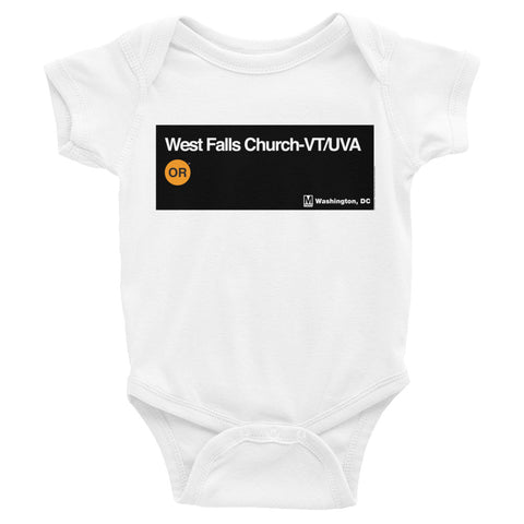West Falls Church (VT / UVA) Romper