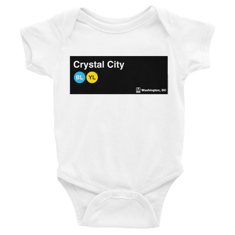 Crystal City Romper