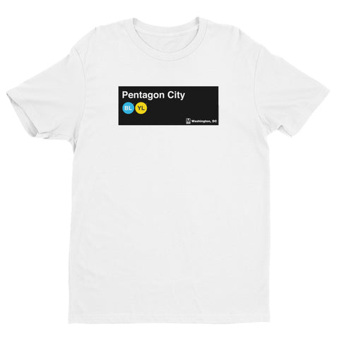 Pentagon City T-shirt