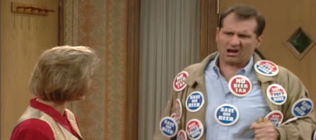 On Election Day, Al Bundy Says It Best!