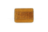 Fino Bold Wallet - Tan Leather - Special OAAT Discount