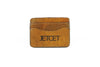 Fino Bold Wallet - Tan Leather