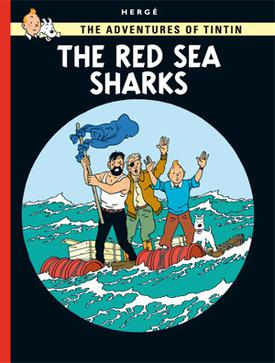 ENGLISH ALBUM #19: Red Sea Sharks (Paperback)