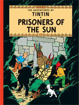 ENGLISH ALBUM #14: Prisoners of the Sun (Paperback)