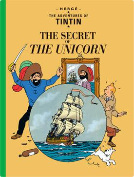 ENGLISH ALBUM #11: Secret of the Unicorn (Paperback)