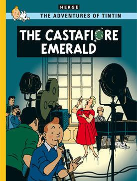 ENGLISH ALBUM #21: Castafiore Emerald (Paperback)