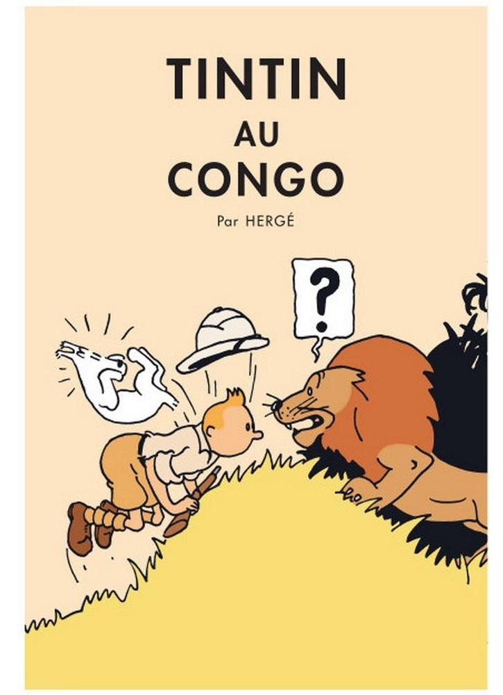 POSTER COVER #02: Congo (Color)