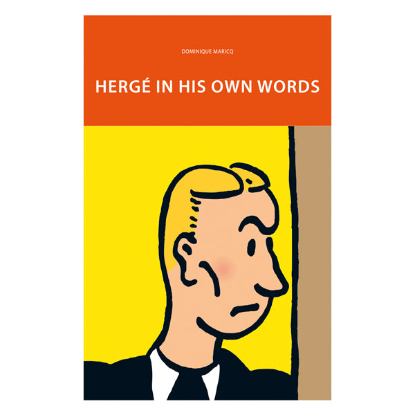 BOOK: Herge in his Own Words (English)
