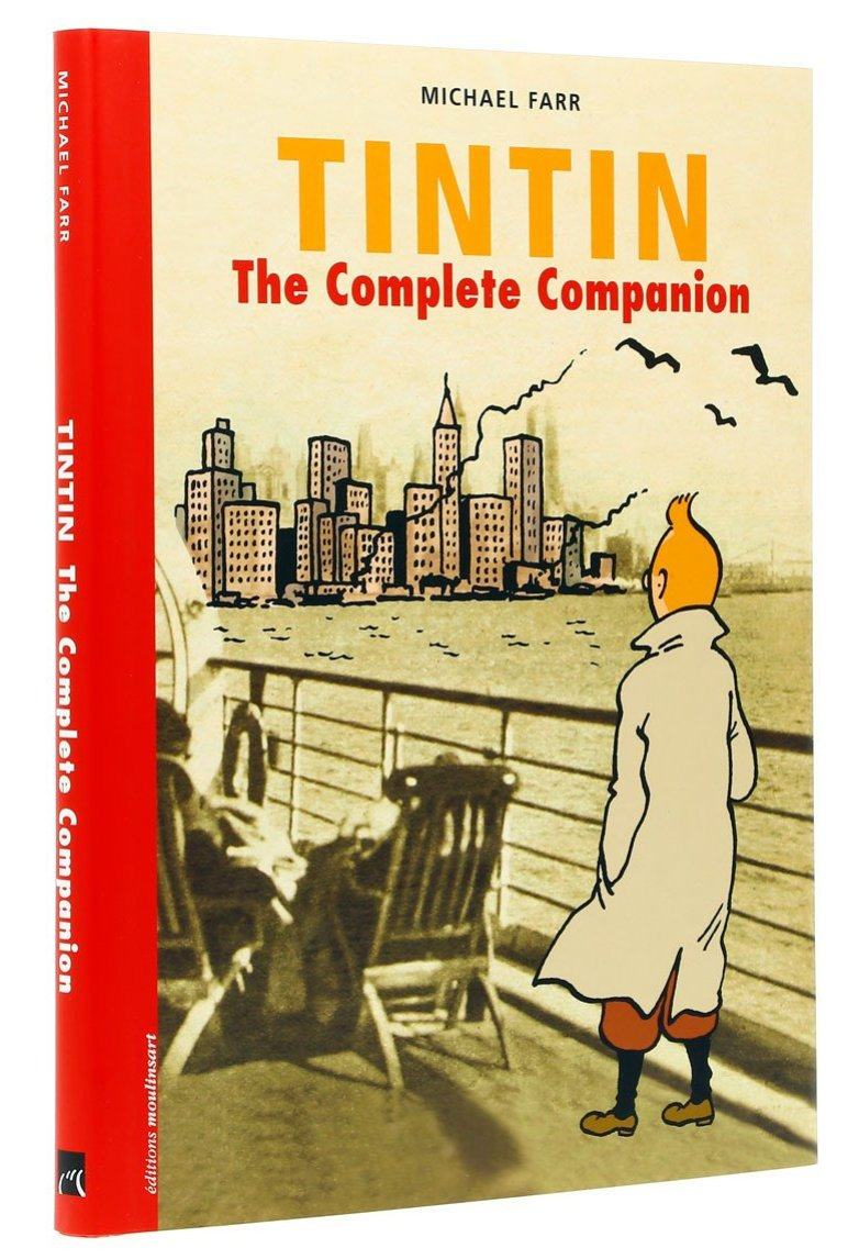 BOOK: Tintin Companion (English)