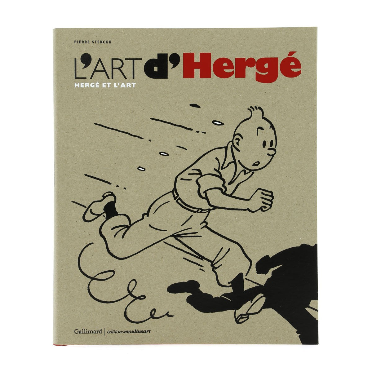 BOOK: Herge's Masterpiece (French)