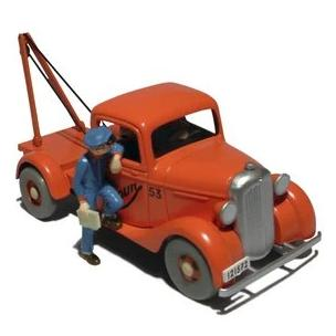 TINTIN CARS: Breakdown Truck