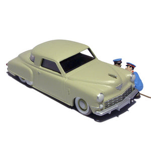 TINTIN CARS: Chevrolet #66