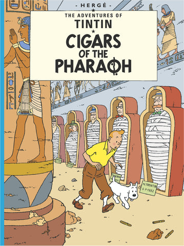#04 CIGARS OF THE PHARAOH