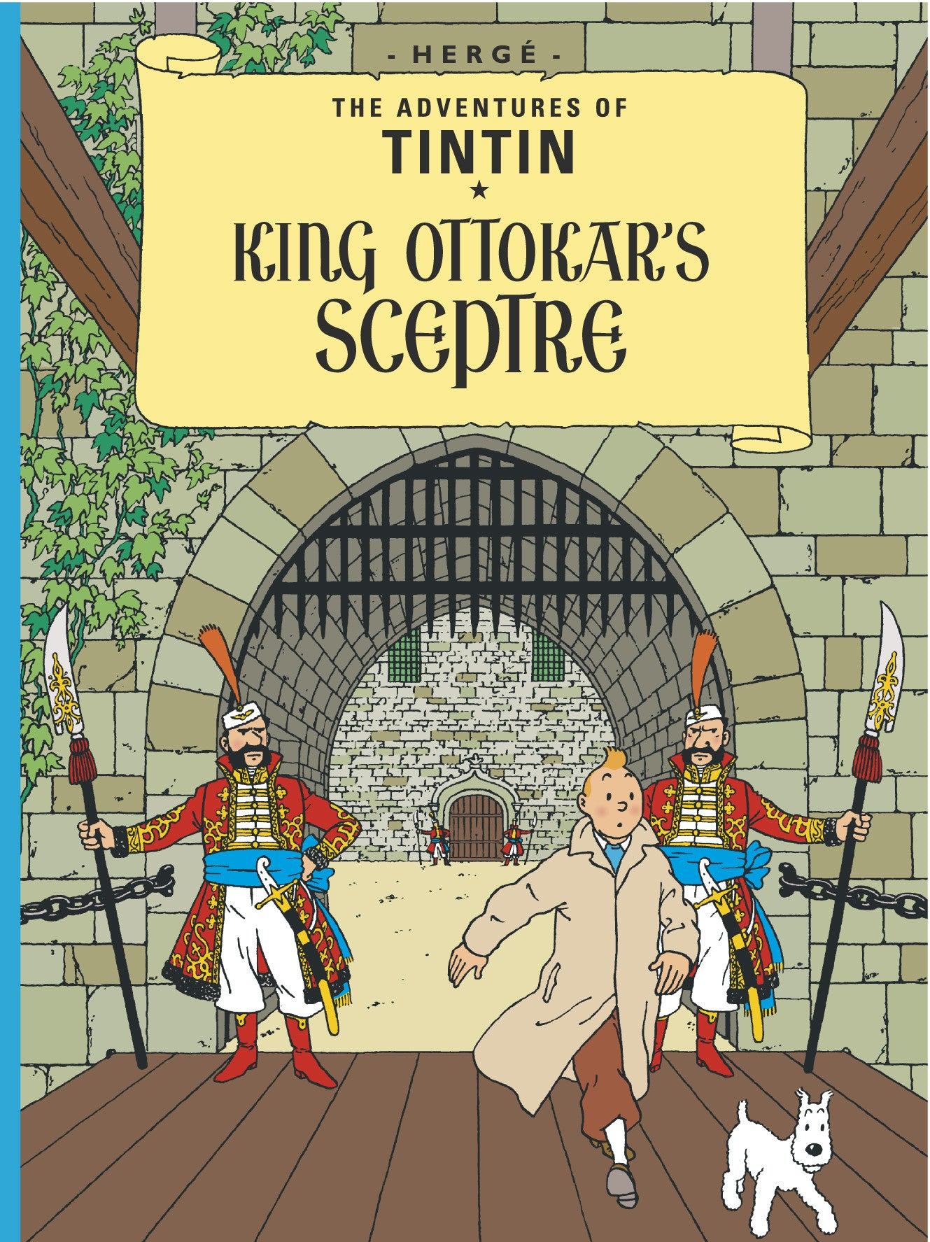 ENGLISH ALBUM #08: King Ottokar's Sceptre
